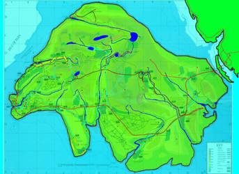 -WIP- Custom Sodor Map Redone by OkamiTakahashi