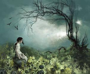 Flowerbed of Oblivion by socar