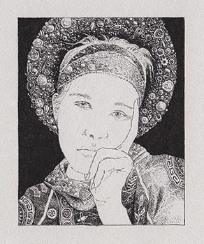 Self-portrait by socar