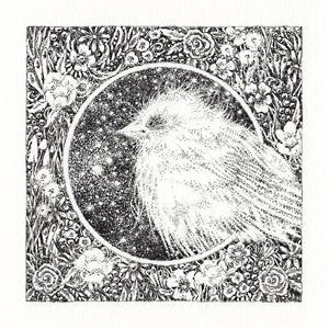 Windy Day Sparrow