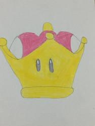 Powerup: Super Crown by ivanlopezs