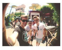 Connor,Joe, and tyler oakley by anime8765