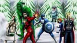 Finnish Avengers