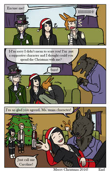 Christmas Special - Page 5