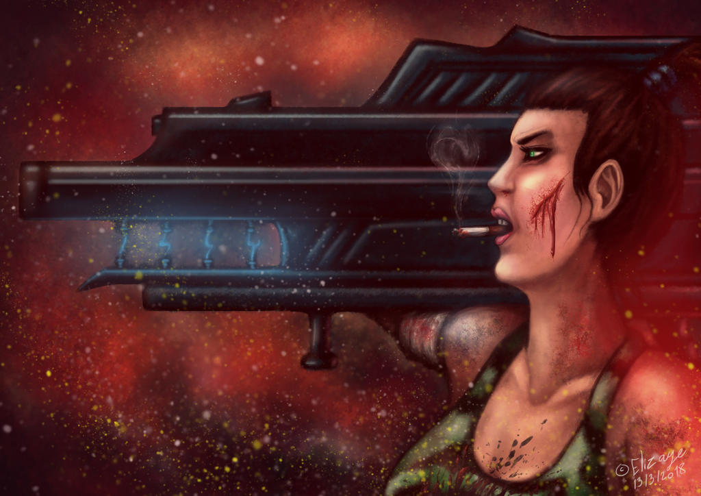 Big Gun Pang Pang by CPT-Elizaye