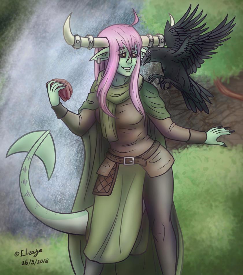 Trade -Elmyra by CPT-Elizaye