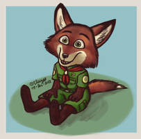 Nick Ready for Stories by CPT-Elizaye