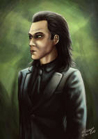 Loki from Assguard by CPT-Elizaye