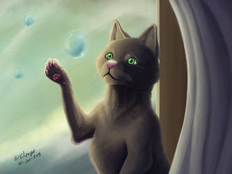 Kitty by CPT-Elizaye