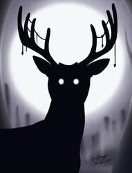 Oh Deer by CPT-Elizaye