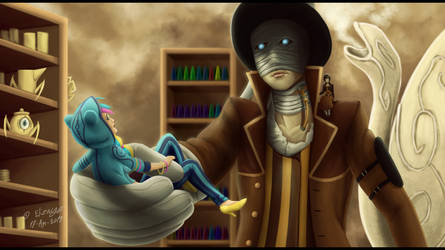 The Hatter by CPT-Elizaye