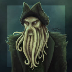 Davy Jones by CPT-Elizaye