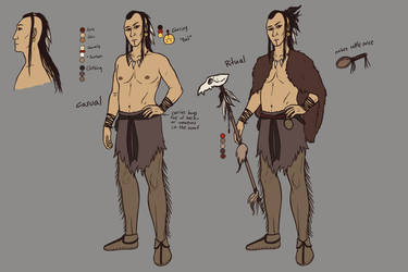 Kariwase Charactersheet by CPT-Elizaye