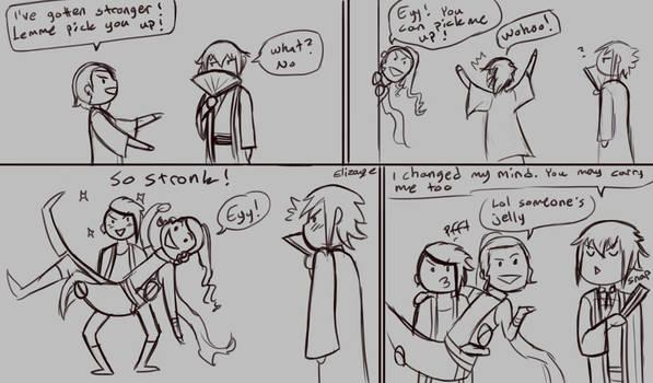 So Stronk