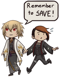 Remember to Save