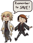 Remember to Save by CPT-Elizaye