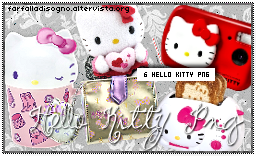 Hello Kitty Png by Farfalladisogno