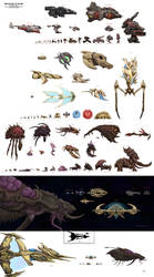 StarCraft to Scale