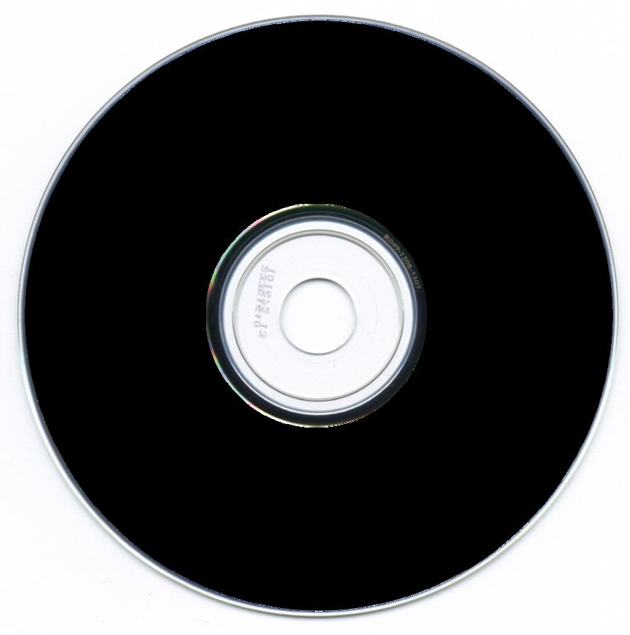 CD PNG by Geeerii