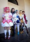 Magical Girl Lineup - Madoka Magica