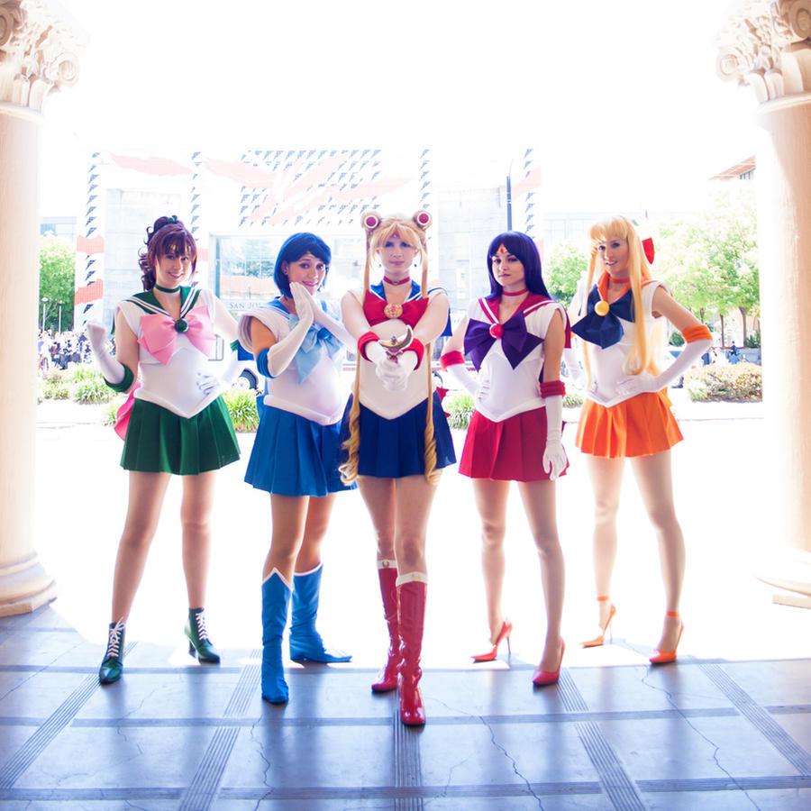 Sailor Team - Oshiokiyo! by SparklePipsi