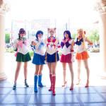 Sailor Team - Oshiokiyo!