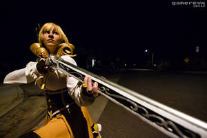 Witch Hunt - Mami Tomoe by SparklePipsi