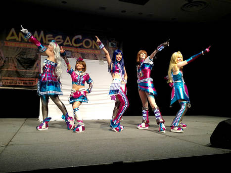 Light Up the Stage - The iDOLM@STER