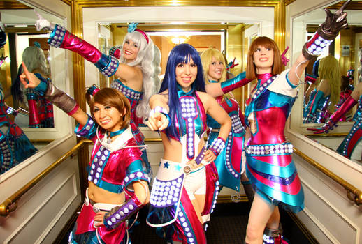 Starrystruck - The iDOLM@STER