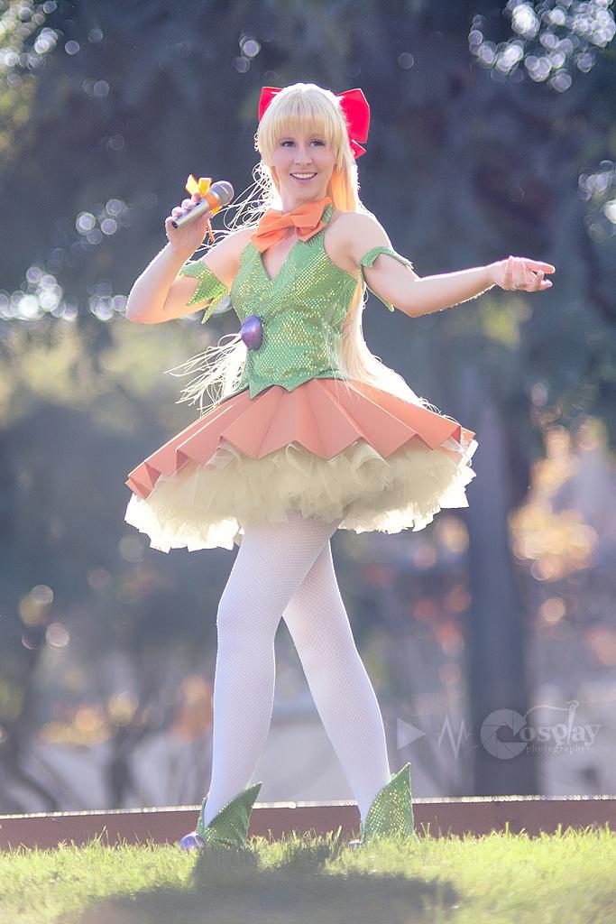 Mahou Shoujo Sparkles - Minako Aino by SparklePipsi