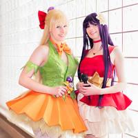 Sailor Idols~! by SparklePipsi