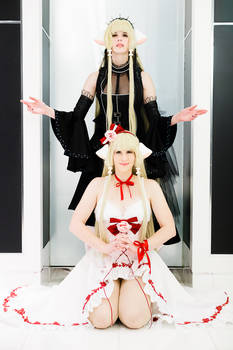 Chobits - I Will Always Protect You