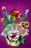 Clowns 2 by bojanmustur