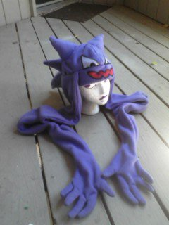 Haunter Hat by Sarah-Strazberry