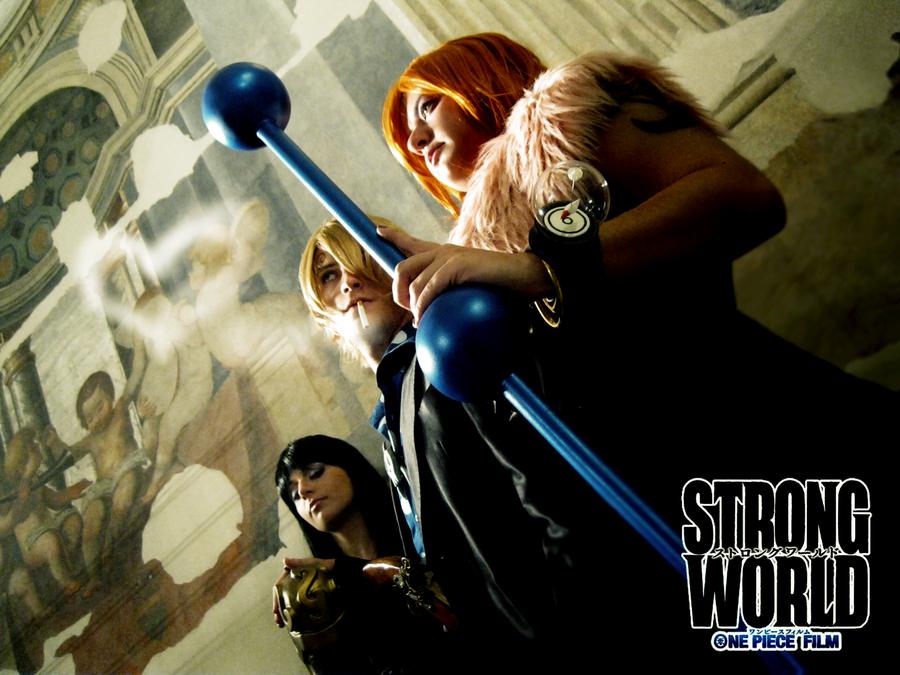 One Piece Strong World 3 by Sineva on DeviantArt