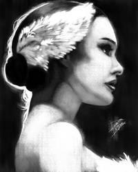 White Swan by themockingmirror