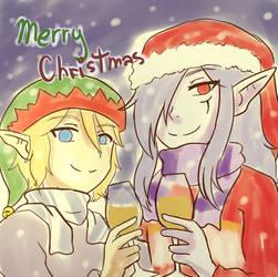 Merry Christmas Sketch