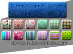 Styles #O1.