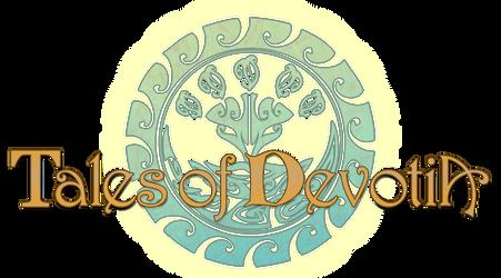 Devotia Logo by T3hb33