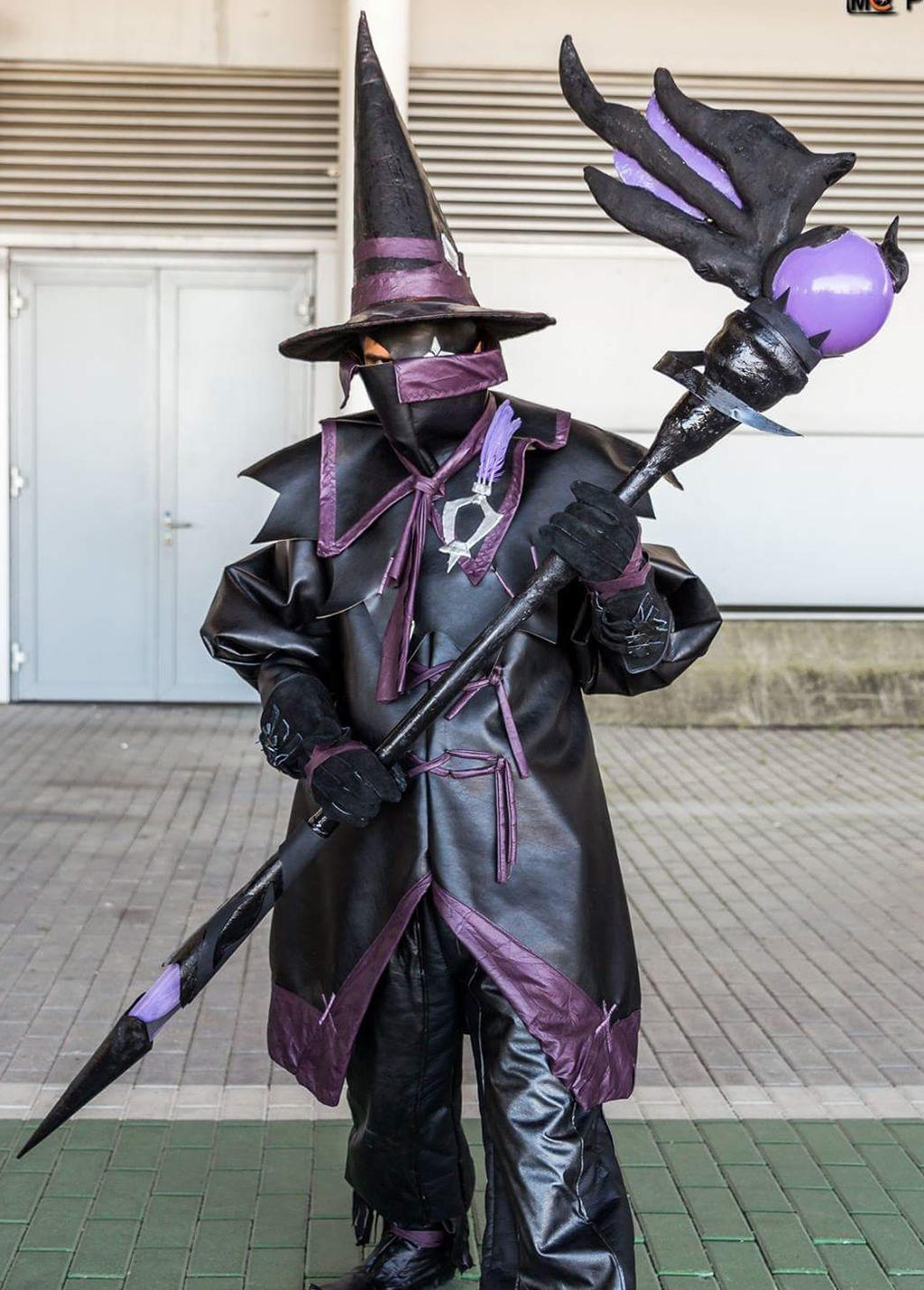 Black Mage Cosplay Final Fantasy XIV by Fux-cosplay on ...
