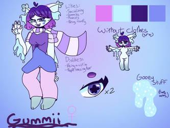 Starlight MYO Character by Sarahdawolf