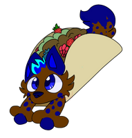 Taco Cham Cham (NOW DOG??) YCH For DeathByTechno