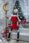 Christmas Soraka from League of Legends
