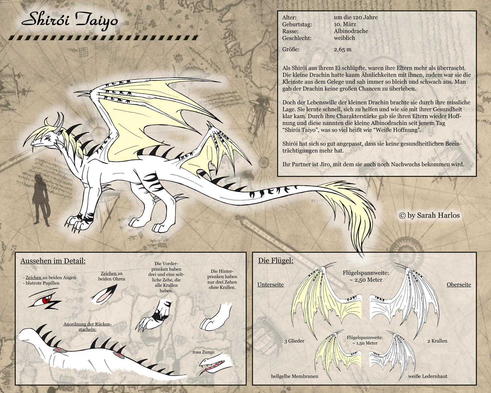 DaR - Shiroi Sheet by InnocentiaSanguinis