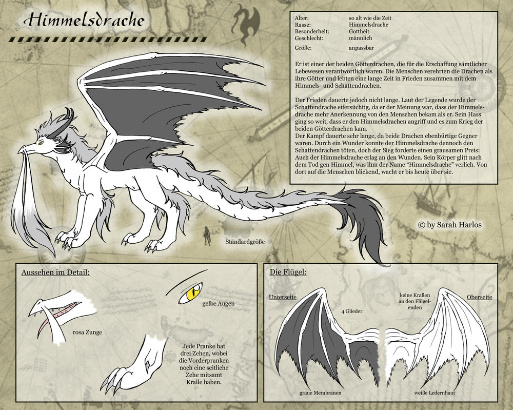 IRdH - Himmelsdrache Sheet by InnocentiaSanguinis