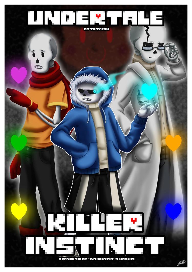 Undertale - Killer Instinct - Cover by InnocentiaSanguinis