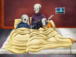 Mercyplates - Bedtime story