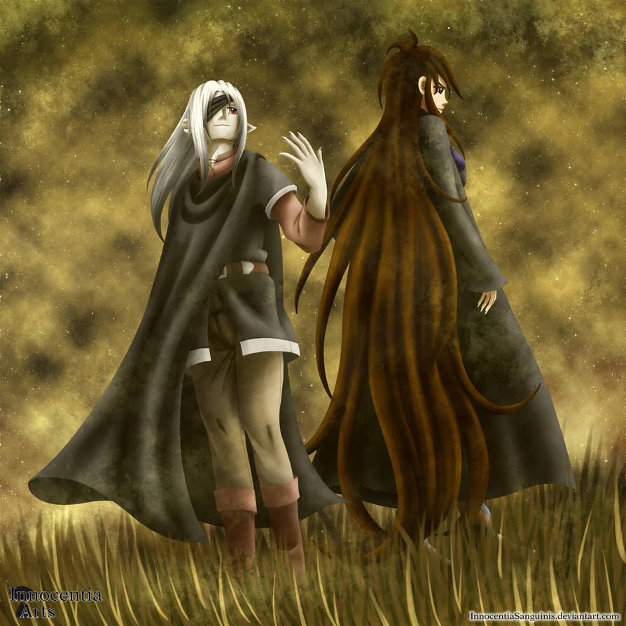 DaR - The survivor and his mistress