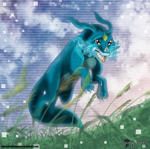 Digimon - ''Blue Fire!''