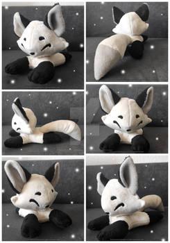 Season Foxys - Winter Beanie Plush
